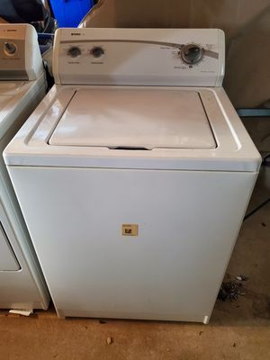 Kenmoore 600 AND 400 Washer + Dryer set for Sale in Carteret, NJ