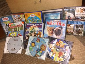 Children's DVDs and Books for Sale in Farmington, WV