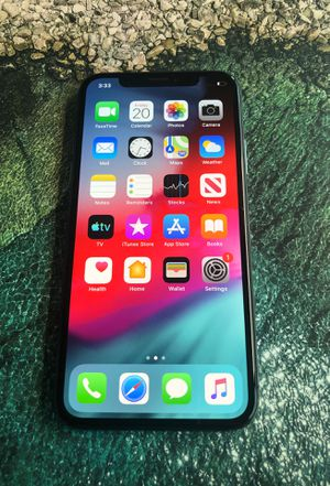 iPhone X 64GB Space Gray (No Face ID) for Sale in Seattle, WA