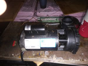 Waterway Executive 56 pool& spa pump with motor for Sale in La Mesa, CA