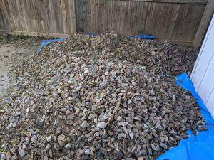FREE landscaping rocks for Sale in Denver, CO