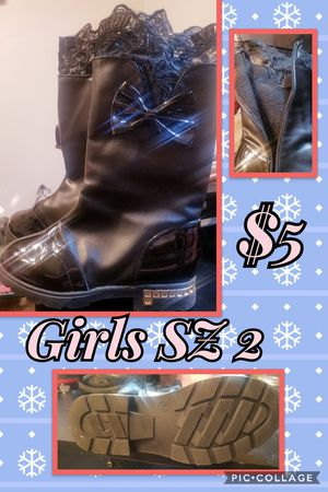 Girls boots for Sale in Colorado Springs, CO