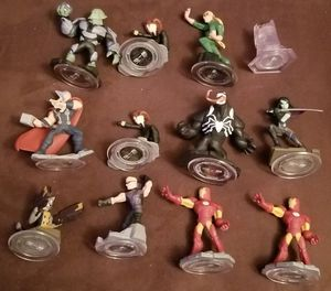 Marvel 2.0 - Disney Infinity figurines for Sale in Vancouver, WA