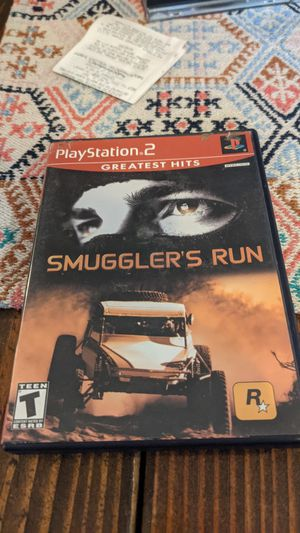Smugglers run ps2 for Sale in Spanaway, WA