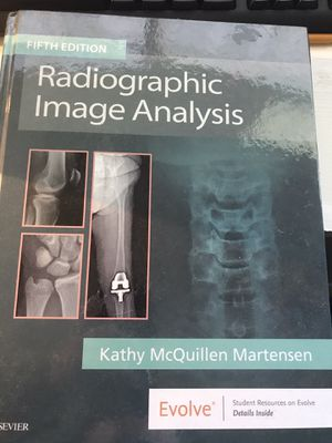 Radiographic Image Analysis. Radiology Tech School for Sale in Tampa, FL