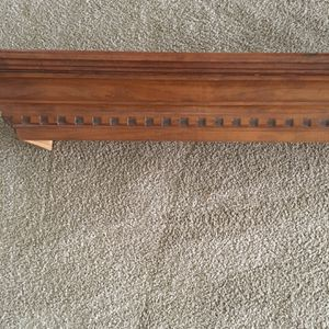 """Mantle In Good Condition , 80 5/8"""" X 9 3/8"""" for Sale in Suffolk, VA"""