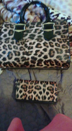 Large chita purse and wallet for Sale in El Paso, TX