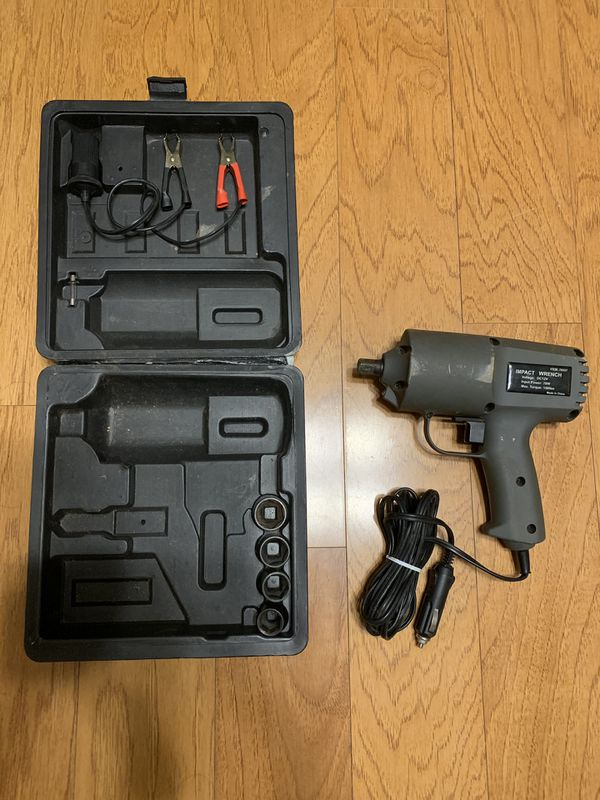 Impact gun car used