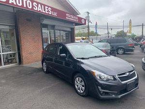 2016 Subaru Impreza Wagon for Sale in Newark, NJ