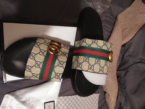 Gucci sandals for Sale in CORP CHRISTI, TX