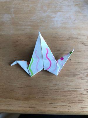 Oragomi crane for Sale in Chicago, IL
