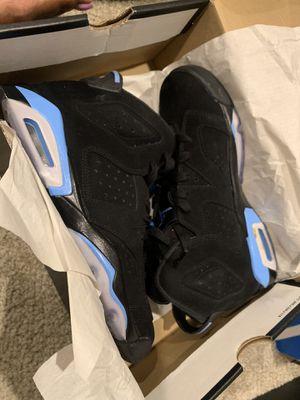 Jordans 6 retro size 6.5 for Sale in Corona, CA