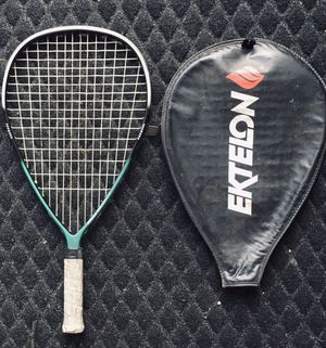 Racquet Ball Racquet with cover for Sale in Larksville, PA
