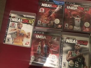 PS3 GAMES for Sale in Vancouver, WA
