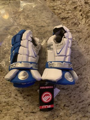 Lacrosse gloves NEW for Sale in Virginia Beach, VA