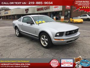 2007 Ford Mustang for Sale in Hobart, IN