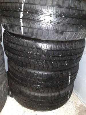 205/60/R16 General Altimax (x4 for Sale in Providence, RI