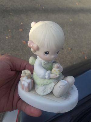 Precious Moments Ceramic Figurine for Sale in Fairfield, CA