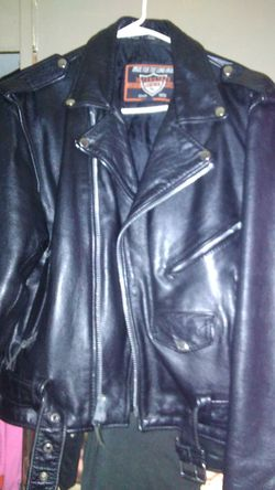 Ladies leather jacket for Sale in Wake Forest,  NC