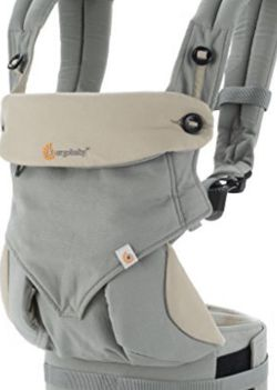 Grey Ergobaby 360 baby carrier for Sale in Springfield,  VA
