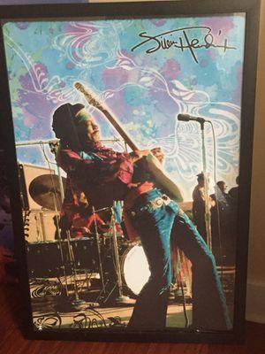 Jimi Hendrix poster for Sale in Columbia, TN