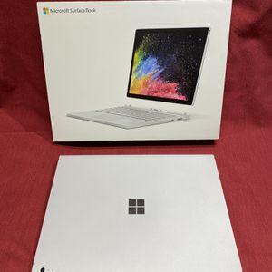 Microsoft Surface Book 2 w/ GTX 1050 for Sale in Yorba Linda, CA