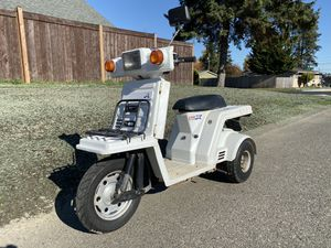 Honda Gyro X scooter moped trike for Sale in Tacoma, WA