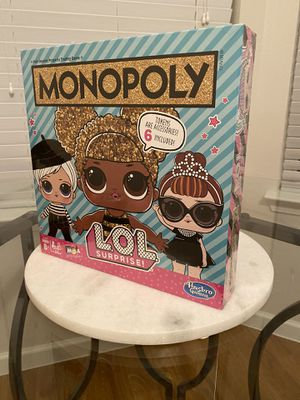 LOL Surprise Monoply for Sale in Houston, TX