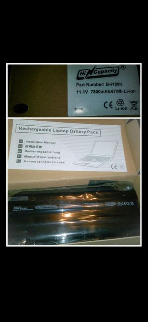 Laptop battery 12$ for Sale in Las Vegas, NV