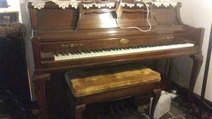 Wurlitzer upright piano for Sale in S WILLIAMSPOR, PA