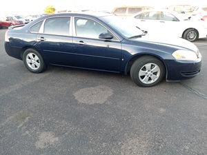 COLD AC 2007 CHEVY IMPALA! EMISSIONS WITH THE CAR SIMILAR TO MALIBU SENTRA ALTIMA CIVIC ACCORD SONATA CAMRY COROLLA for Sale in Phoenix, AZ