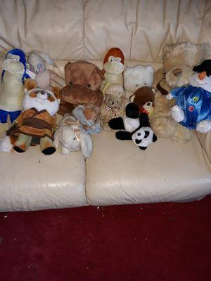 Stuffed Animals all $10 Cheap, Downsizing for Sale in Chesapeake, VA