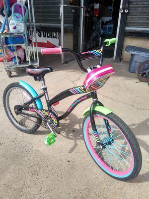 Girls 20 inch bike littlemiss matched for Sale in Philadelphia, PA