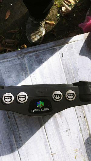 Nintendo 64 control deck for Sale in Baton Rouge, LA