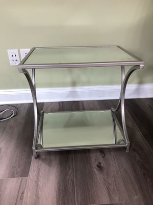 Mirror End Table for Sale in Bridgeville, DE