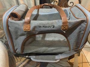 Mr. Peanut's Dog/Pet Bag Carrier for Sale in San Diego, CA