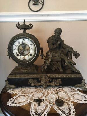 Antique Ansonia Clock for Sale in Staten Island, NY
