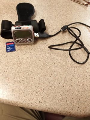 RCA LYRA MP3 PLAYER for Sale in Klamath Falls, OR