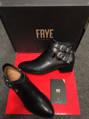 FRYE leather boots women's size 5.5 for Sale in Ontario, CA