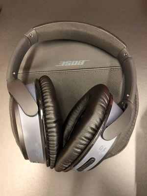 Bose SoundLink Around Ear Wireless Headphones II - Black for Sale in Philadelphia, PA