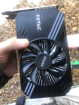 Zotac GTX 1060 3GB for Sale in Chicago, IL