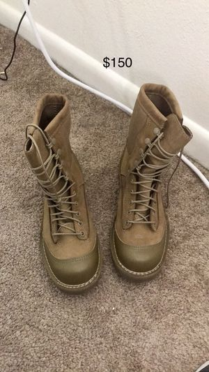 Military boots size 11 for Sale in Virginia Beach, VA