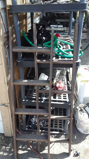 Wooden ladders for Sale in San Antonio, TX