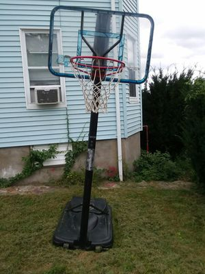 Use basketball hoop for Sale in Worcester, MA