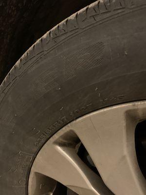 Honda CRV Tires for Sale in Traverse City, MI
