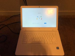 Google chrome laptop HP for Sale in Parlier, CA
