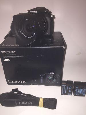 Panasonic FZ1000 Camera for Sale in Philadelphia, PA