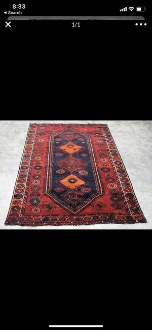 4.7 x 8.5 Vintage Persian Rug for Sale in Queens, NY