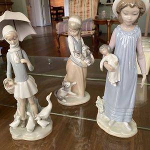 lladro Figurines for Sale in Culver City, CA
