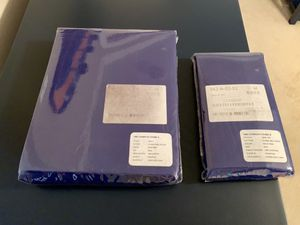 Blue full size sheet set with pillow cases for Sale in Centreville, VA